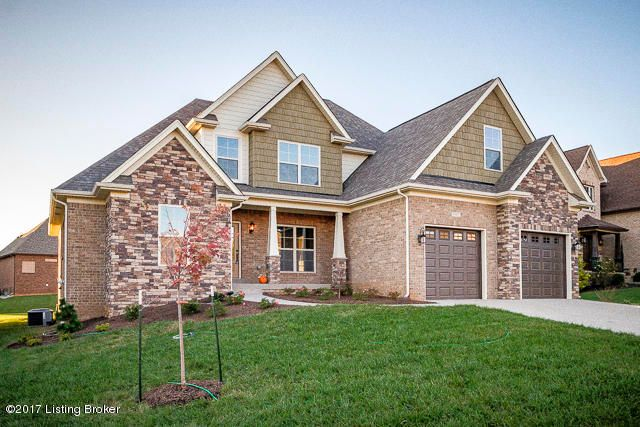 Single Family Home for Sale at 5507 River Rock Drive 5507 River Rock Drive Louisville, Kentucky 40241 United States