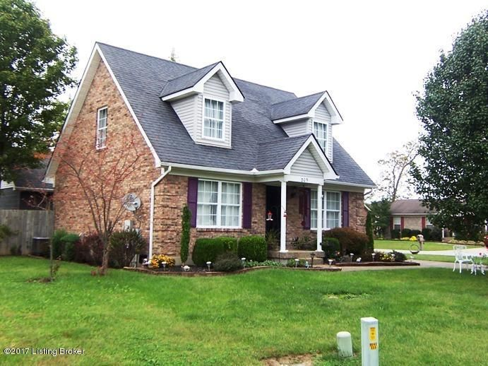 Single Family Home for Sale at 209 Tara Circle 209 Tara Circle Shepherdsville, Kentucky 40165 United States