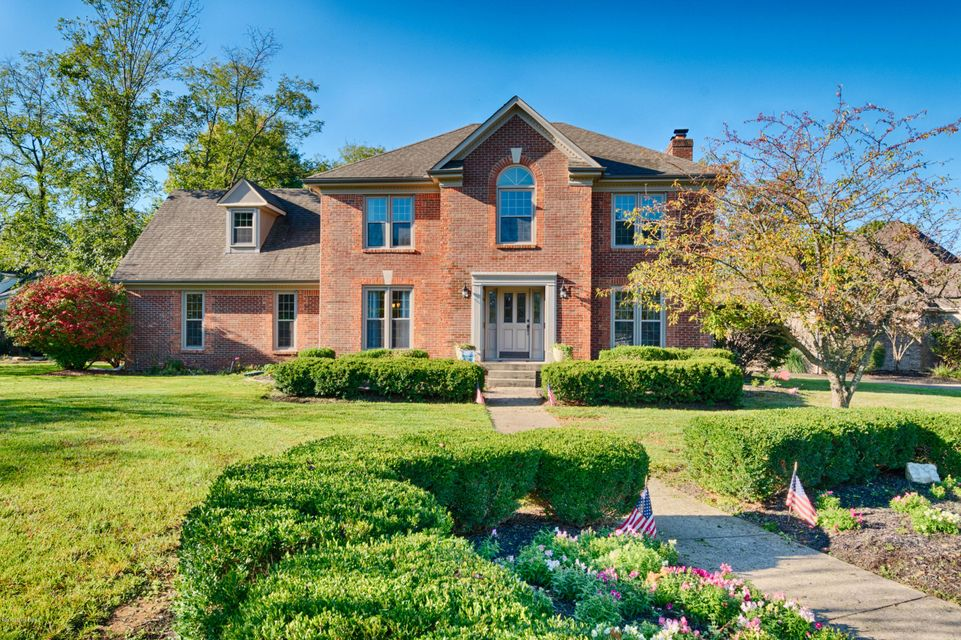 Single Family Home for Sale at 17310 Polo Fields Lane 17310 Polo Fields Lane Louisville, Kentucky 40245 United States