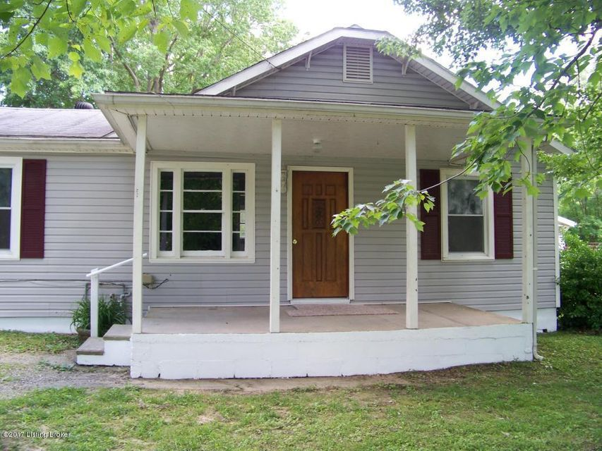 Single Family Home for Sale at 1408 Doris Drive 1408 Doris Drive Fairdale, Kentucky 40118 United States