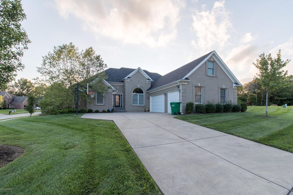 Single Family Home for Sale at 17509 Polo Run Lane 17509 Polo Run Lane Louisville, Kentucky 40245 United States