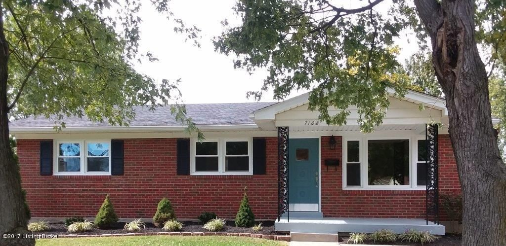 Single Family Home for Sale at 7108 Sky Blue Avenue 7108 Sky Blue Avenue Louisville, Kentucky 40258 United States