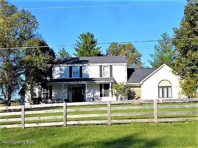 Single Family Home for Sale at 9240 High Grove Road 9240 High Grove Road Bloomfield, Kentucky 40008 United States