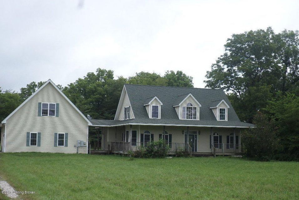 Single Family Home for Sale at 3562 Hardinsburd Road 3562 Hardinsburd Road Cecilia, Kentucky 42724 United States