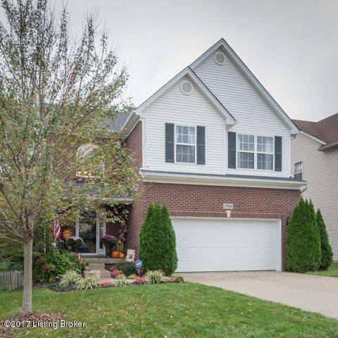 Single Family Home for Sale at 17006 Piton Way 17006 Piton Way Louisville, Kentucky 40245 United States