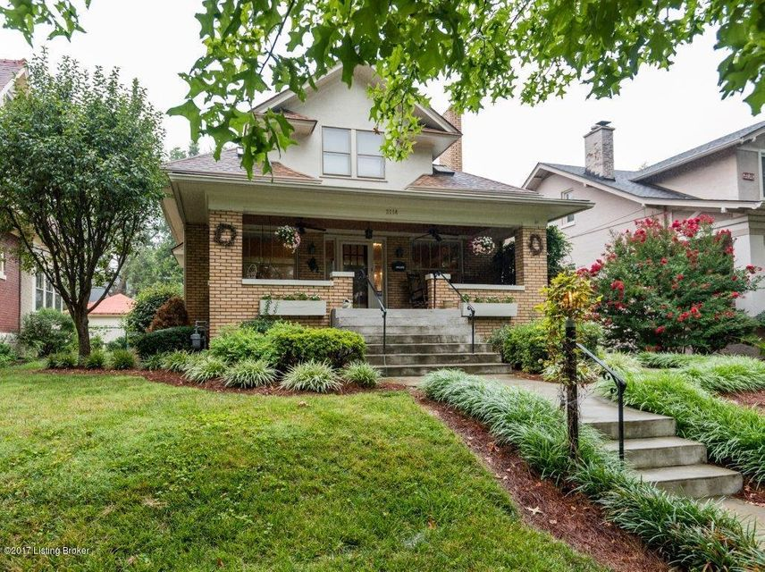 Single Family Home for Sale at 2114 Boulevard Napoleon 2114 Boulevard Napoleon Louisville, Kentucky 40205 United States