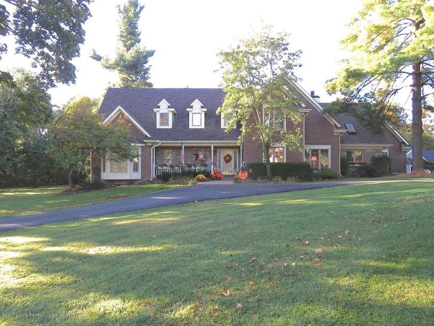 Single Family Home for Sale at 115 Stoney Creek Court 115 Stoney Creek Court Pewee Valley, Kentucky 40056 United States