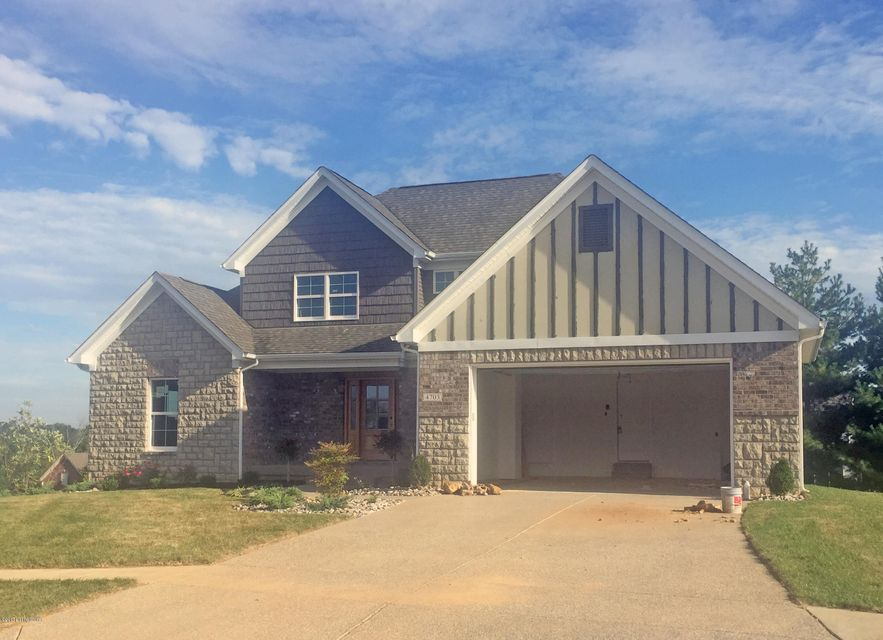 Single Family Home for Sale at 4703 Saddle Bend Way 4703 Saddle Bend Way Louisville, Kentucky 40299 United States