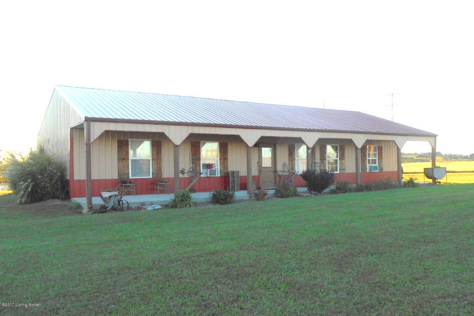 Single Family Home for Sale at 664 Fairgrounds Road 664 Fairgrounds Road Hardinsburg, Kentucky 40143 United States