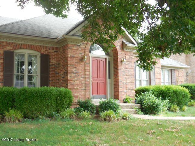 Single Family Home for Sale at 8312 Regency Woods Way 8312 Regency Woods Way Louisville, Kentucky 40220 United States