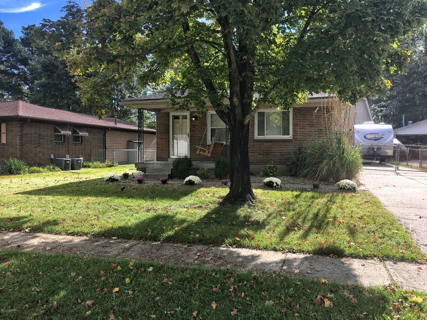 Single Family Home for Sale at 702 Kirsch Way 702 Kirsch Way Fairdale, Kentucky 40118 United States