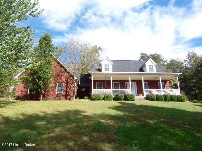 Single Family Home for Sale at 2008 Clear Creek Drive 2008 Clear Creek Drive Boston, Kentucky 40107 United States
