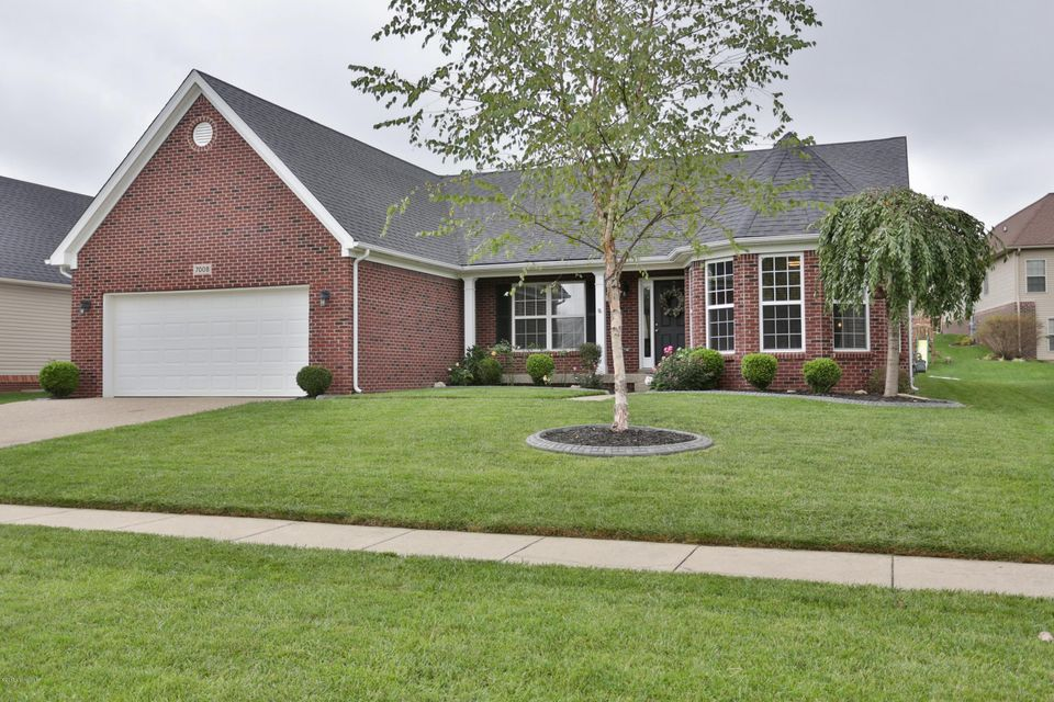 Single Family Home for Sale at 7008 Alberta Drive 7008 Alberta Drive Crestwood, Kentucky 40014 United States