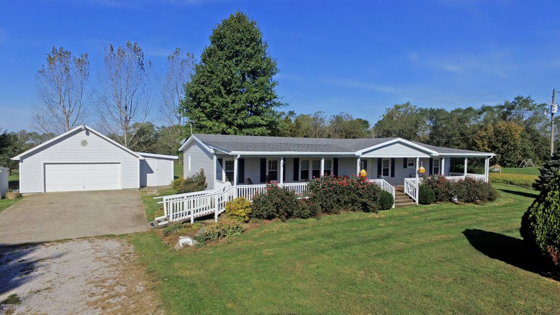 Single Family Home for Sale at 3929 Waddy Road 3929 Waddy Road Waddy, Kentucky 40076 United States
