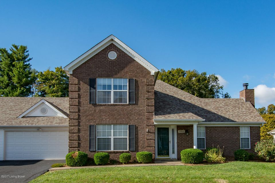 Condominium for Sale at 1702 Eagle Nest Way 1702 Eagle Nest Way Louisville, Kentucky 40222 United States