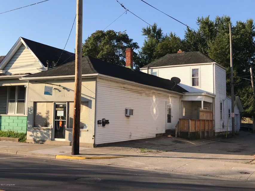 Multi-Family Home for Sale at 613 Vincennes 613 Vincennes New Albany, Indiana 47150 United States