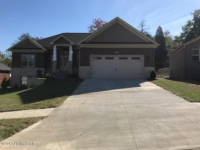 Single Family Home for Sale at 619 Chieftain Drive 619 Chieftain Drive Fairdale, Kentucky 40118 United States