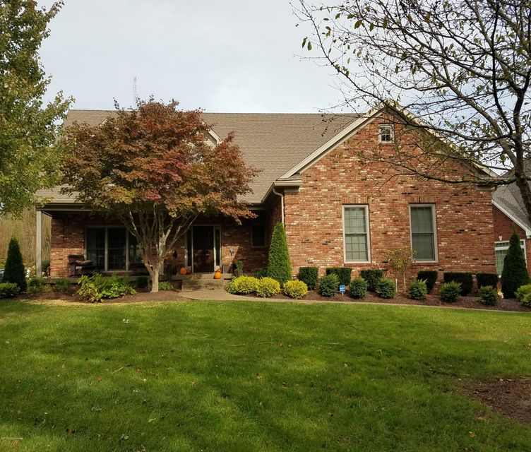 Single Family Home for Sale at 17209 Mallet Hill Drive 17209 Mallet Hill Drive Louisville, Kentucky 40245 United States