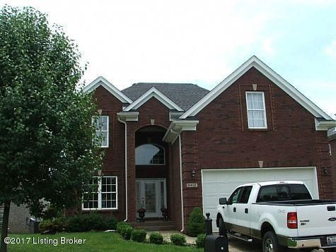 Single Family Home for Sale at 8402 Sunny Stone Lane 8402 Sunny Stone Lane Louisville, Kentucky 40299 United States