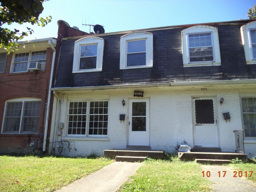 Single Family Home for Rent at 5014 Wabash Place 5014 Wabash Place Louisville, Kentucky 40214 United States