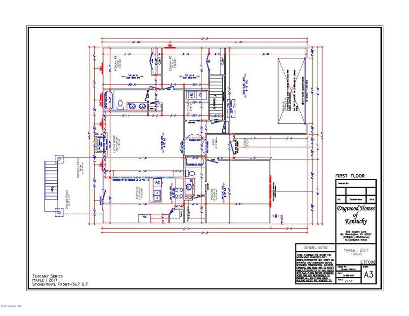 Additional photo for property listing at 2304 Artisan Glen Circle 2304 Artisan Glen Circle Louisville, Kentucky 40023 United States