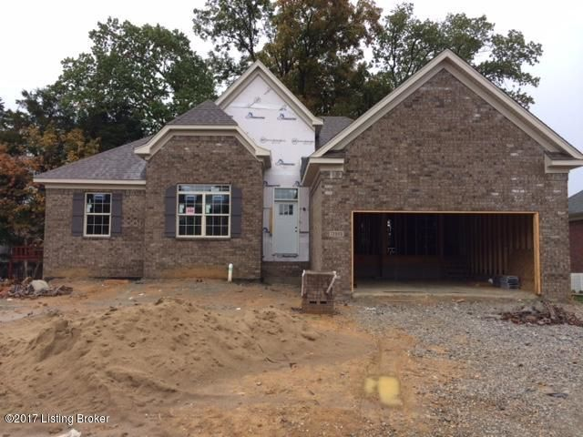 Single Family Home for Sale at Lot 228 Lake Bend Court Lot 228 Lake Bend Court Louisville, Kentucky 40299 United States