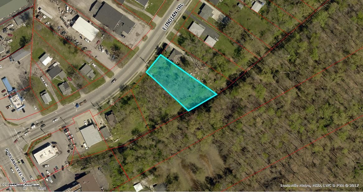 Land for Sale at 4112 E Indian 4112 E Indian Louisville, Kentucky 40213 United States