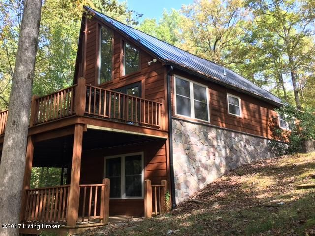 Single Family Home for Sale at 380 Moutardier Shores Drive 380 Moutardier Shores Drive Leitchfield, Kentucky 42754 United States
