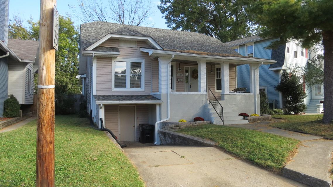 Single Family Home for Sale at 1745 Deerwood Avenue 1745 Deerwood Avenue Louisville, Kentucky 40205 United States