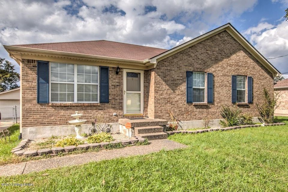 Single Family Home for Sale at 159 Howlett Drive 159 Howlett Drive Shepherdsville, Kentucky 40165 United States