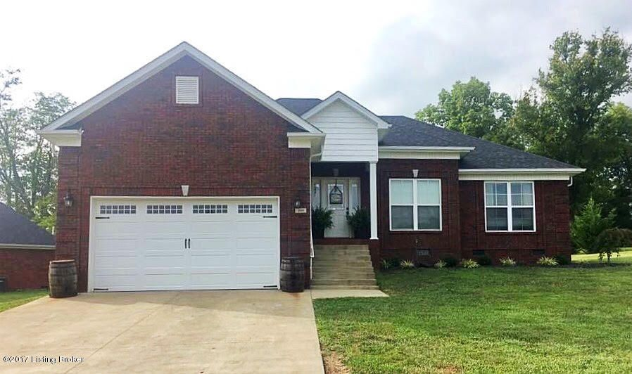 Single Family Home for Sale at 205 S Howard Avenue 205 S Howard Avenue Bardstown, Kentucky 40004 United States