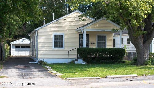 Single Family Home for Rent at 2509 Dorma Avenue 2509 Dorma Avenue Louisville, Kentucky 40217 United States