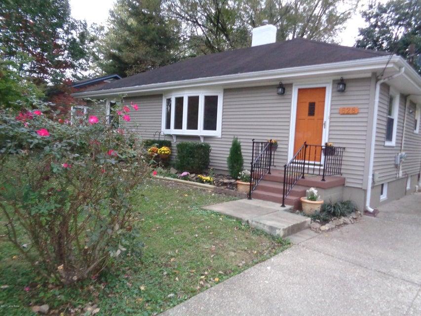 Single Family Home for Sale at 628 N Birchwood Avenue 628 N Birchwood Avenue Louisville, Kentucky 40206 United States