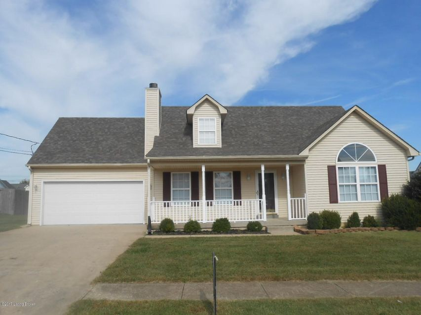 Single Family Home for Sale at 104 Wayne Way 104 Wayne Way Radcliff, Kentucky 40160 United States