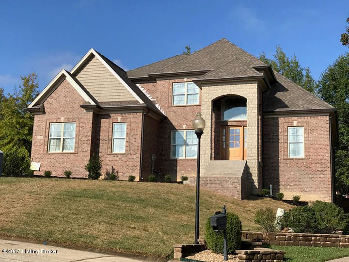 Single Family Home for Sale at 2505 Ivy Oaks Court 2505 Ivy Oaks Court Louisville, Kentucky 40245 United States
