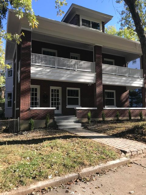 Single Family Home for Rent at 129 Coral Avenue 129 Coral Avenue Louisville, Kentucky 40206 United States