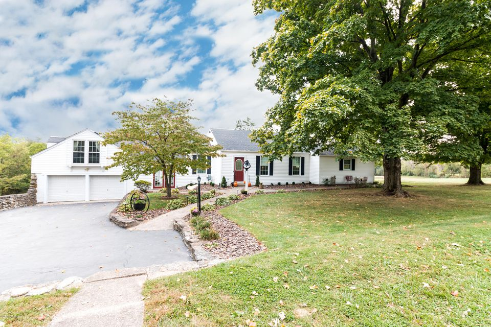 Single Family Home for Sale at 96 Highland Drive 96 Highland Drive Campbellsburg, Kentucky 40011 United States