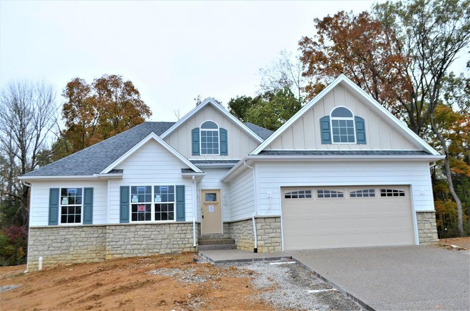 Single Family Home for Sale at 2303 Artisan Glen Court 2303 Artisan Glen Court Louisville, Kentucky 40023 United States