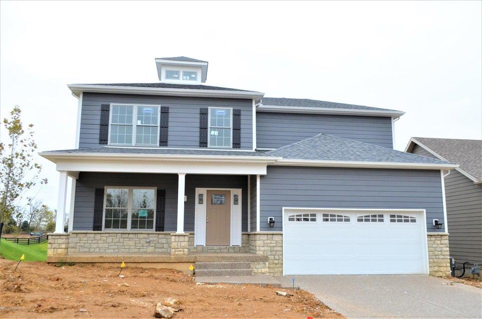 Single Family Home for Sale at 2310 Artisan Glen Court 2310 Artisan Glen Court Louisville, Kentucky 40023 United States