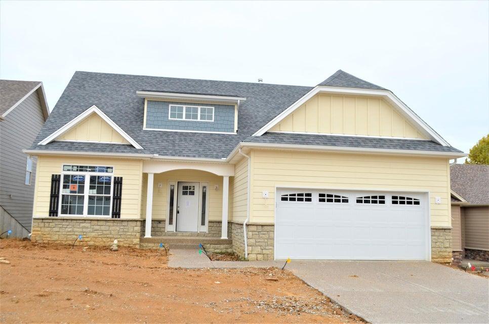 Single Family Home for Sale at 2306 Artisan Glen Court 2306 Artisan Glen Court Louisville, Kentucky 40023 United States