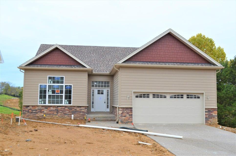 Single Family Home for Sale at 2304 Artisan Glen Circle 2304 Artisan Glen Circle Louisville, Kentucky 40023 United States