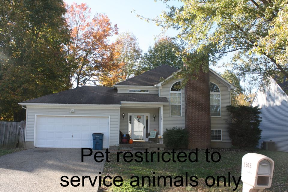 Single Family Home for Rent at 6603 Ashbrooke Drive 6603 Ashbrooke Drive Pewee Valley, Kentucky 40056 United States