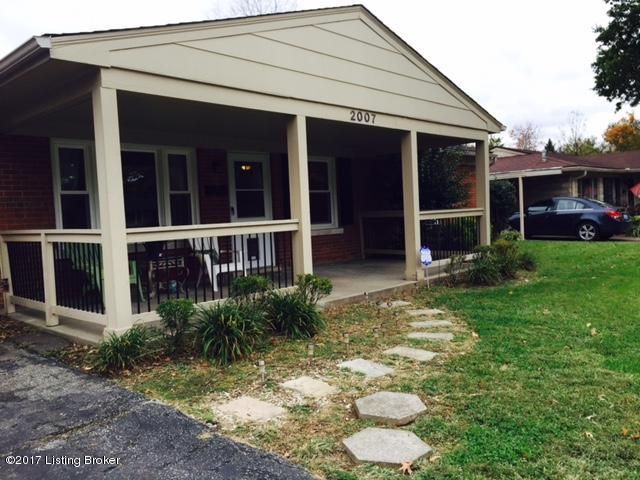 Single Family Home for Sale at 2007 Redleaf Drive 2007 Redleaf Drive Louisville, Kentucky 40242 United States
