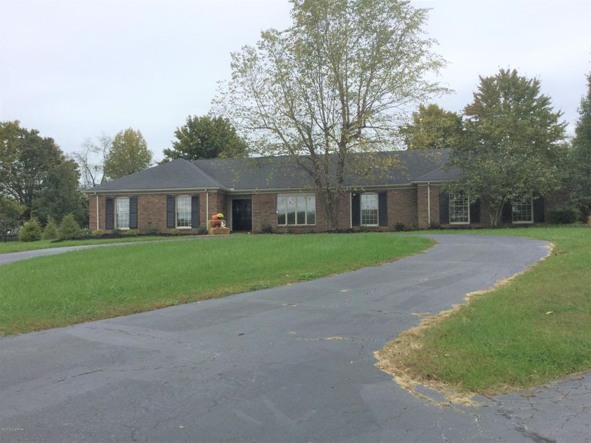 Single Family Home for Sale at 3126 Shelbyville Road 3126 Shelbyville Road Shelbyville, Kentucky 40065 United States