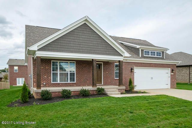 Single Family Home for Sale at 8821 Stara Way 8821 Stara Way Louisville, Kentucky 40299 United States