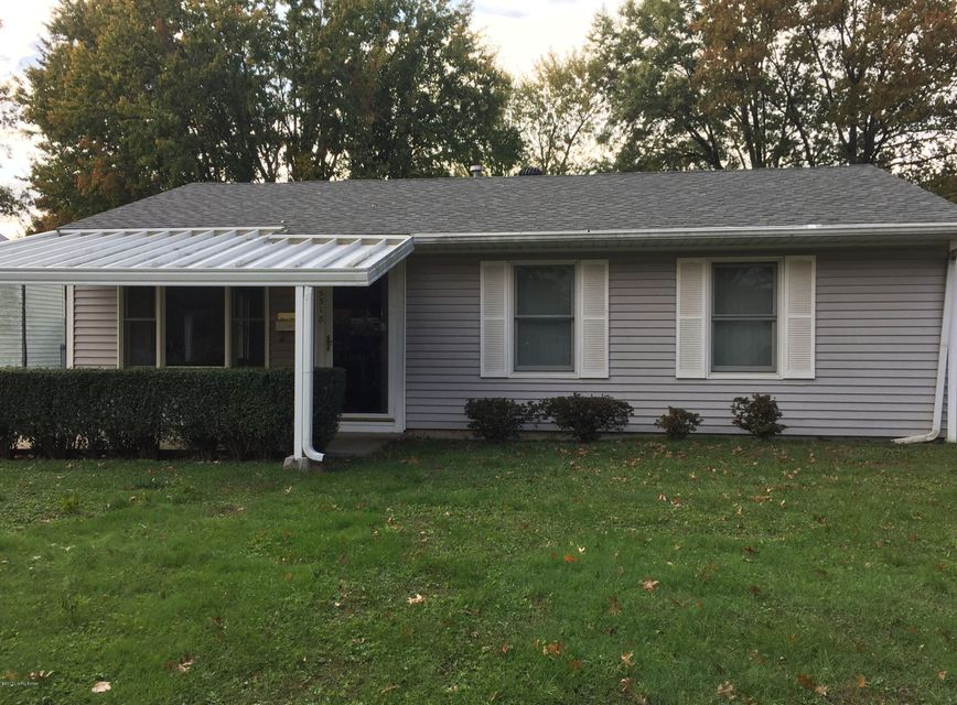 Single Family Home for Sale at 5518 Halstead Avenue 5518 Halstead Avenue Louisville, Kentucky 40213 United States