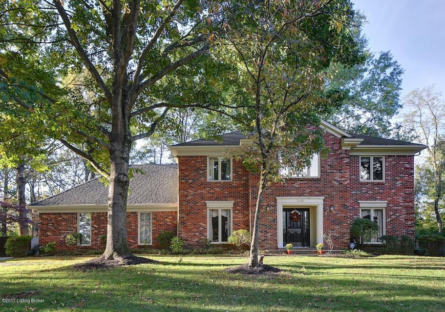 Single Family Home for Sale at 3100 Tanoak Court 3100 Tanoak Court Louisville, Kentucky 40206 United States