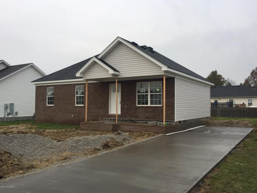 Single Family Home for Sale at 641 Tecumseh Drive 641 Tecumseh Drive Shepherdsville, Kentucky 40165 United States