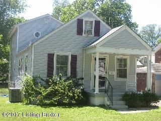 Single Family Home for Rent at 244 Clover Lane 244 Clover Lane Louisville, Kentucky 40207 United States