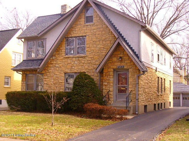 Single Family Home for Rent at 2533 Broadmeade Road 2533 Broadmeade Road Louisville, Kentucky 40205 United States